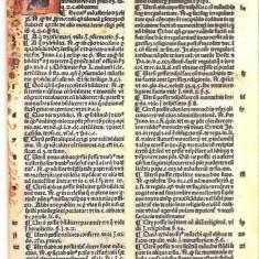 "CPI (B1350) ANGELUS DE CLAVASIO, BIBLIOTECA ""V.A. URECHIA"" GALATI, 1981"