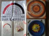 RINGLOTO joc ruleta de colectie perioada comunista USSR Estonia jucarie rara