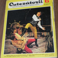 REVISTA CUTEZATORII 1968 - NR 6 - Carte de colectie