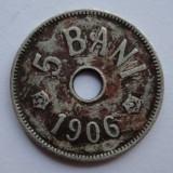 5 bani 1906 J - 2 -