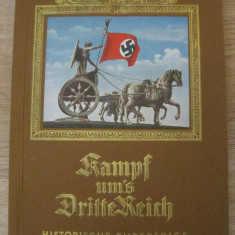 RAR, UNICAT PE OKAZII! ALBUM KAMPF UM'S DRITTE REICH DIN 1933