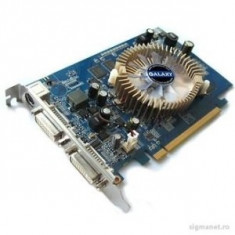 Vand placa video gforce 9400gt 1 gb ram 128 biti - Placa video PC Gigabyte, PCI Express, nVidia