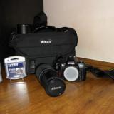 Vand Aparat Foto Nikon - Aparat Foto cu Film Nikon
