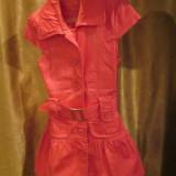 Rochita roz Sprider, pentru 4 ani, City Chic Colection