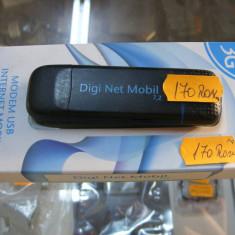Vand modem DIGI decodat, merge pe orice retea, nou, cu factura si garantie!