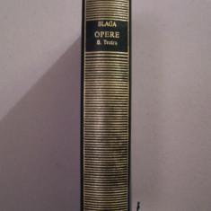L.BLAGA - OPERE 2 - TEATRU - EDITIE BIBLIOFILA PE HARTIE TIGARETE PESTE 1000 PAG