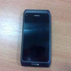 NOKIA E7 - Telefon Nokia, Negru, Neblocat