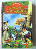 """""""PAGINI ALESE - Ion Luca Caragiale"""". Ilustratii de Eugen Taru. Carte noua"""