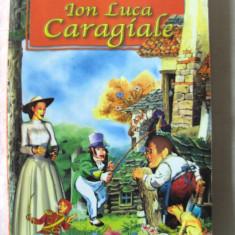 """""""PAGINI ALESE - Ion Luca Caragiale"""". Cu ilustratii. Carte noua - Carte educativa"""