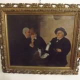 BAUTORI DE BERE - Pictor roman, Portrete, Realism