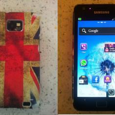 Samsung Galaxy S2 - Telefon mobil Samsung Galaxy S2, Negru, 8GB, Neblocat