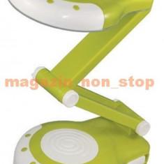Lampa Birou 28 leduri Cu Acumulator - Corp de iluminat, Lampi