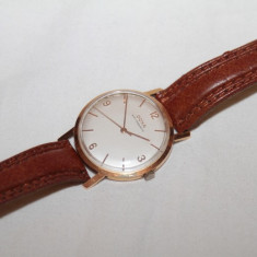 ceas aur DOXA 14K...reducere