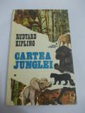 CARTEA JUNGLEI  VOL 1 , 2 - RUDYARD KIPLING , STARE FOARTE BUNA !