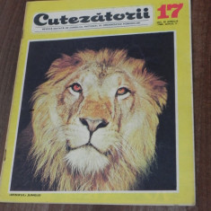 REVISTA CUTEZATORII 1968 - NR 17