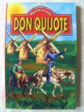 """DON QUIJOTE"", Miguel de Cervantes.  Ilustratii de Eugen Taru. Carte noua, Alta editura, Miguel de Cervantes"