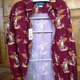 Camasa Wrangler, maneca scurta, model Rodeo, marime mare cam 44-45, adusa din USA, Cowboy room - Camasa barbati Wrangler, Multicolor