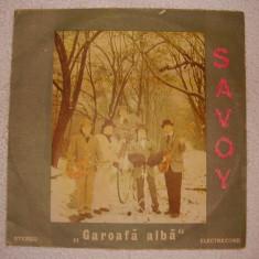 DISC VINIL ~ Savoy - GAROAFA ALBA - Muzica Pop electrecord
