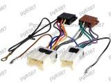 Cablu ISO Nissan, adaptor ISO Nissan, 4Car Media-000109