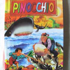 """""""PINOCCHIO"""", Carlo Collodi, 2007. Absolut noua - Carte educativa"""
