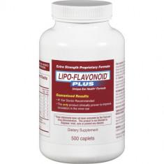 Tratament Tiuit Urechi / Tinitus / Meniere / Vertij - Lipoflavonoid - 500 CPS - Vitamine/Minerale