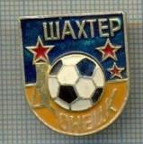 31 INSIGNA  - FC Șahtior Donețk(scriere chirilica) -fotbal  -starea care se vede