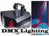 SCANNER LUMINI DISCO DUBLU,LED+SENZOR+DMX! MODEL NOU 2013! SUPER LUMINA DISCO.