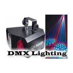 SCANNER LUMINI DISCO DUBLU, LED+SENZOR+DMX! MODEL NOU 2013! SUPER LUMINA DISCO. - Lumini club