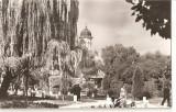 CPI (B1244) RADAUTI, VEDERE DIN PARCUL ORASULUI, CIRCULATA 1965