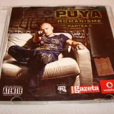 Romanisme ( partea II ) - PUYA / Hip-Hop - Muzica Hip Hop