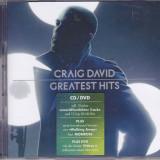 CD+DVD: Craig David - Greatest Hits (originale) - Muzica R&B