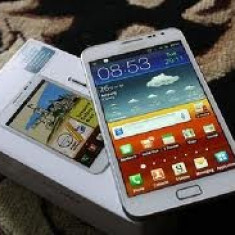 Samsung galaxy note gt n7000 vand sau schimb - Telefon mobil Samsung Galaxy Note, Alb, 16GB, Neblocat