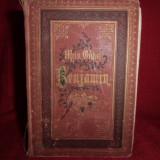 CARTE INTITULATA UNCHIUL MEU BENJAMIN  IN LIMBA GERMANA 1876