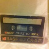 CASETE AUDIO BASF CR-SII 60 MIN DE COLECTIE