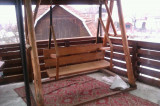 Mobilier rustic gradina si terasa