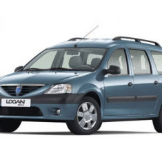 Bare Longitudinale Logan MCV - Bare Auto longitudinale