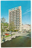 Carte postala(ilustrata)-CIMPULUNG-MOLDOVENESC-Hotel Zimbru