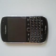 Vand/schimb blackberry 9930 impecabil pachet complet - Telefon BlackBerry, Negru, 8GB, Neblocat, Quad core, 768 MB