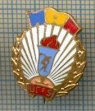140 INSIGNA -UCFS -sportiva Romania -starea care se vede