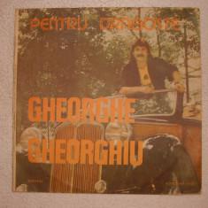 DISC VINIL - Gheorghe Gheorghiu - Pentru Dragoste - Muzica Pop electrecord