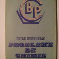 Petru Budrugeac - Probleme de chimie (1986)