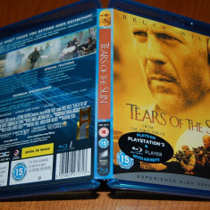 BLU-RAY TEARS OF THE SUN - ORIGINAL CU BRUCE WILLIS - Film actiune Altele, Engleza
