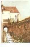 CPI (B1310) MUZEUL BRUKENTHAL, SIBIU, PASAJ LINGA ZIDUL VECHI, NECIRCULATA