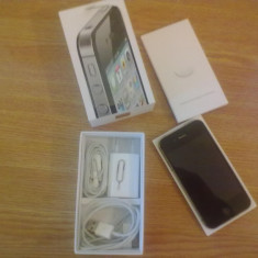 iPhone 4s Apple 32gb, Negru, Neblocat
