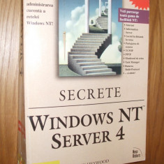 Secrete WINDOWS NT * SERVER 4 -- Drew Heywood -- [ 1997, 999p. ] - Carte sisteme operare