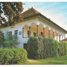 Carte postala(ilustrata)-VALENII DE MUNTE-Casa memoriala N.Iorga