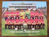 POZA STEAUA CAMPIONA EUROPEI INTERCLUBURI 1986