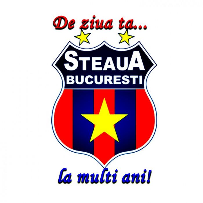ornament comestibil pentru tort cu Steaua, Dinamo, Rapid, etc (vafe tort si zahar)) foto mare