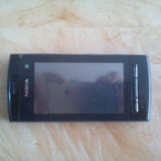 Vand sau Schimb Nokia 5250! - Telefon Nokia, Negru, Touchscreen, 2 MP, Bluetooth: 1, MP3 Player: 1