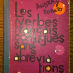 George I. Ghidu - Les verbes francais conjugues sans abreviations didactica si pedagogica